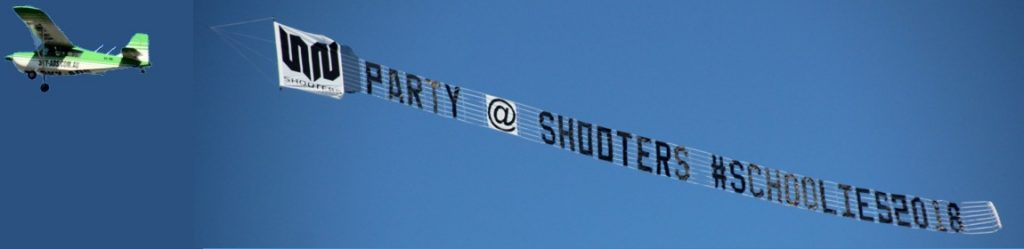Shooters-schoolies-skywriting