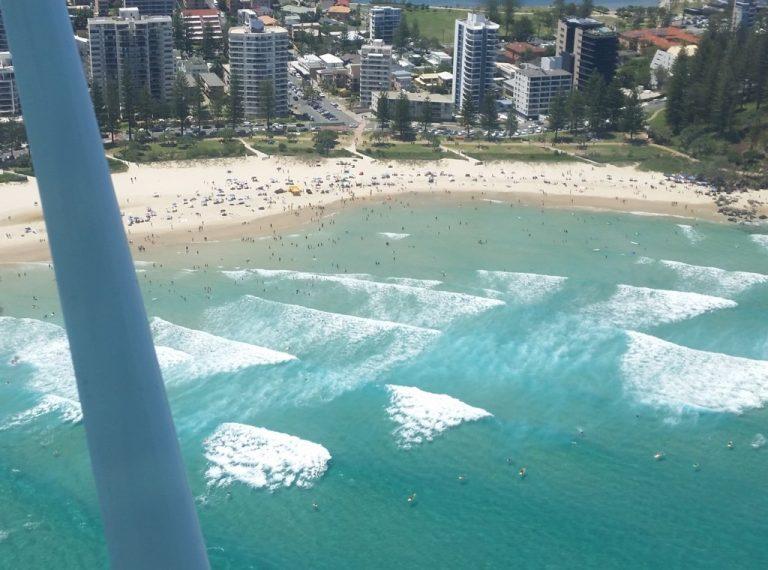 World Surfing Reserve, rainbow bay beach. gold-coast