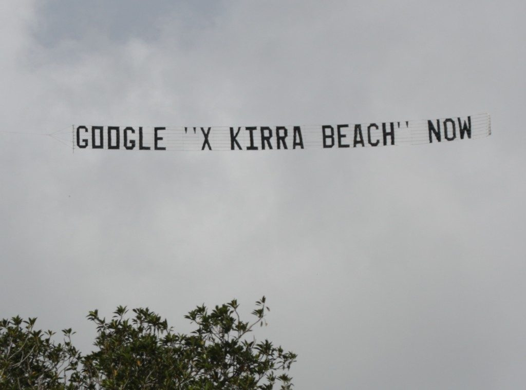 Hot sales leads generated for x kirra beach with sky advertising