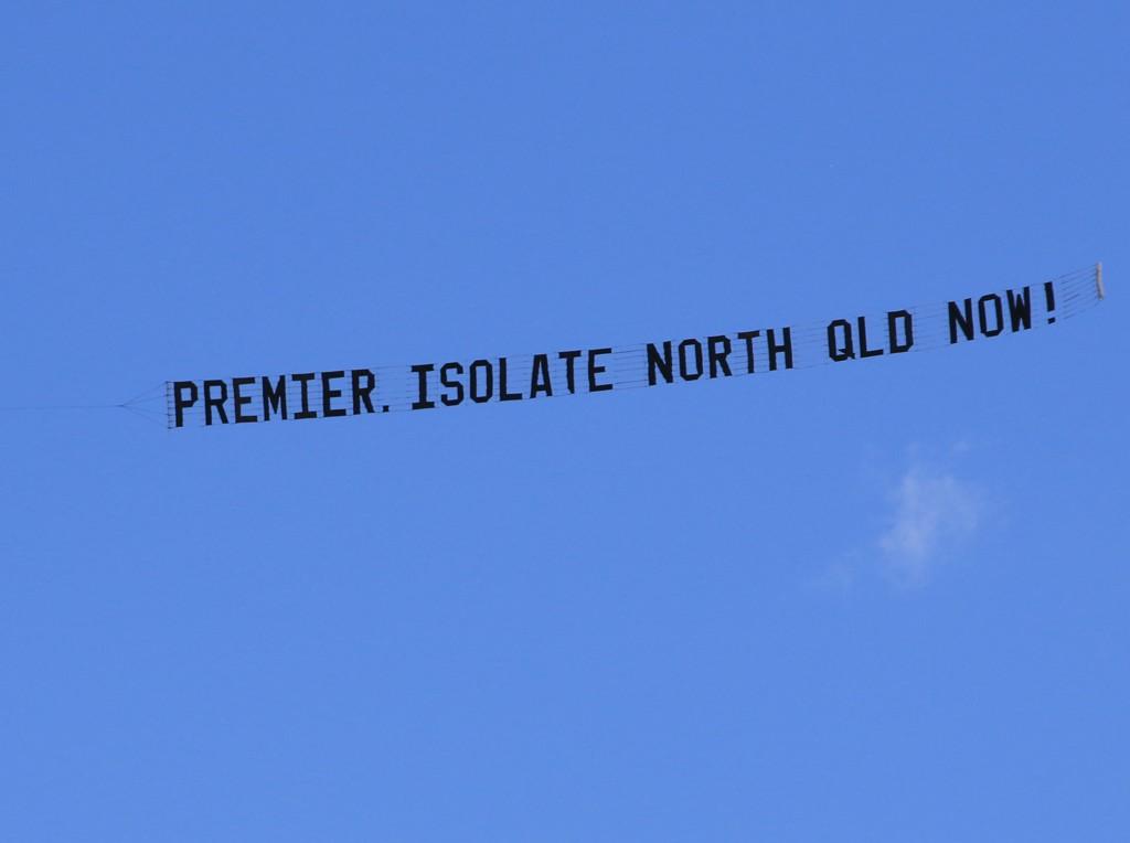 Bob Katter's Plane - SKY-ADS